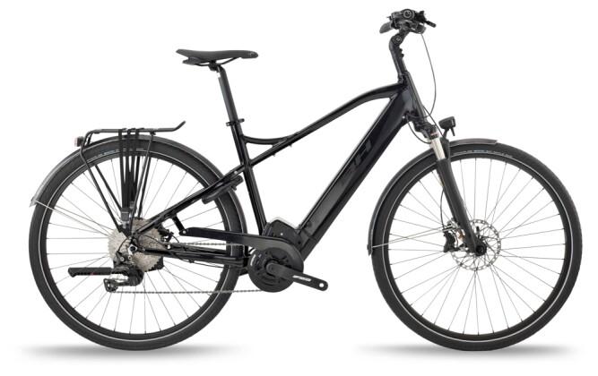 e-Trekkingbike BH Bikes ATOMS CROSS PRO-S Black-Black 2021