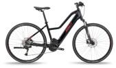 e-Urbanbike BH Bikes ATOMS JET PRO Black-Red