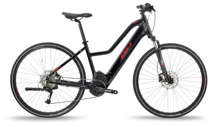 e-Urbanbike BH Bikes ATOMS JET PRO Black-Red 2021