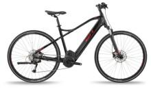 e-Urbanbike BH Bikes ATOMS CROSS PRO Black-Red