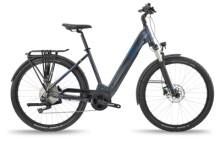 e-Trekkingbike BH Bikes ATOMS SUV PRO Silver-Blue
