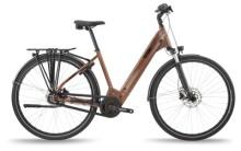 e-Citybike BH Bikes ATOMS DIAMOND WAVE PRO-S Copper-Black