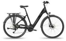 e-Trekkingbike BH Bikes ATOMS CITY WAVE PRO Black-Silver