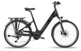 e-Trekkingbike BH Bikes ATOMS STREET PRO Black-Silver