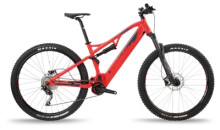 e-Mountainbike BH Bikes ATOM LYNX 5.5 Red-Silver