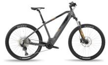 e-Mountainbike BH Bikes ATOM PRO Grey-Silver-Orange