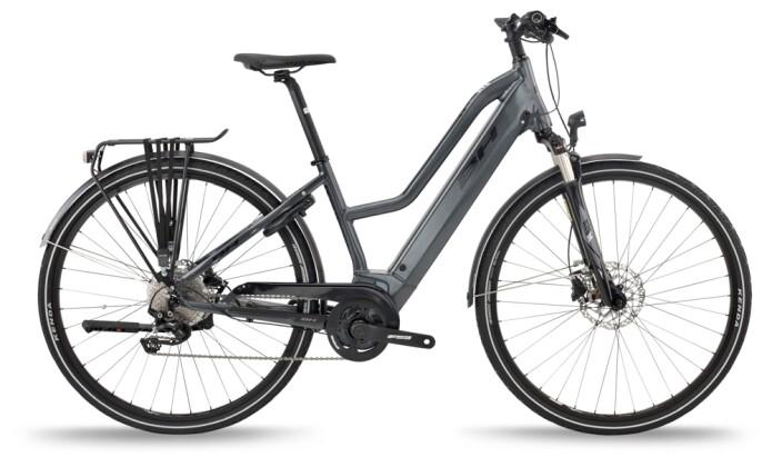 e-Trekkingbike BH Bikes ATOM JET PRO Grey-Black 2021