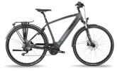 e-Trekkingbike BH Bikes ATOM CROSS PRO Grey-Black