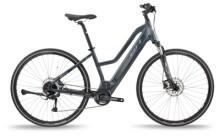 e-Crossbike BH Bikes ATOM JET Grey-Silver