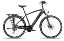 e-Trekkingbike BH Bikes ATOM CITY PRO Grey-Black-Red