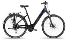 e-Trekkingbike BH Bikes ATOM CITY WAVE Black-Blue