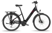 e-Trekkingbike BH Bikes ATOM STREET Black-Red