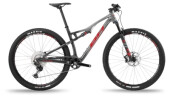 Mountainbike BH Bikes LYNX RACE CARBON RC 6.5 Dark silver