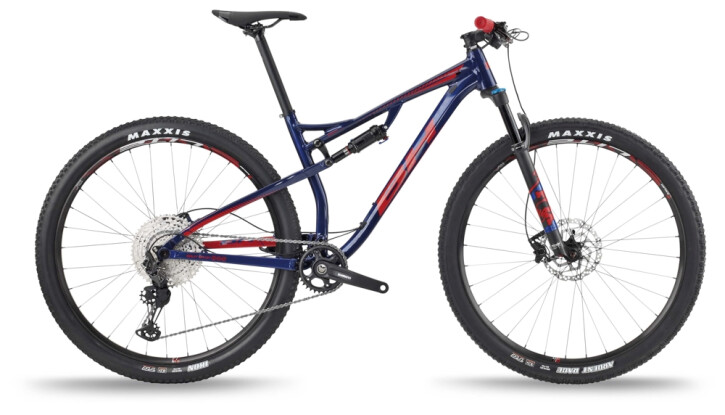 Mountainbike BH Bikes LYNX RACE ALU 3.5 Blue-Red 2021