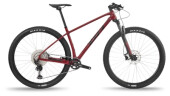 Mountainbike BH Bikes ULTIMATE RC 7.0 Maroon-Black