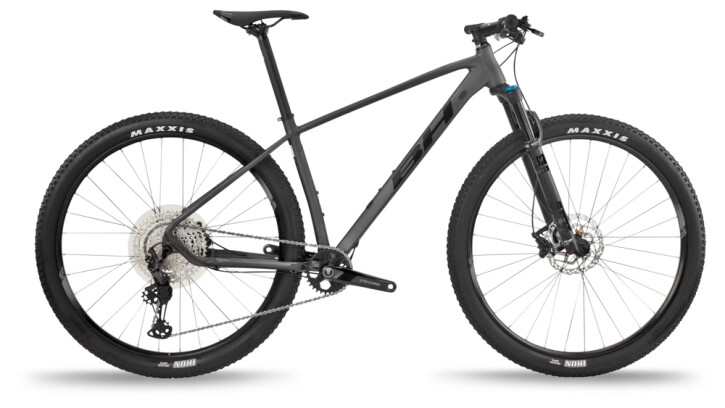 Mountainbike BH Bikes EXPERT 5.5 Mat Grey-Black 2021