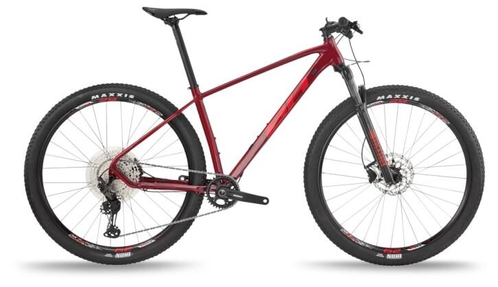Mountainbike BH Bikes EXPERT 5.0 Mat Grey-Black 2021