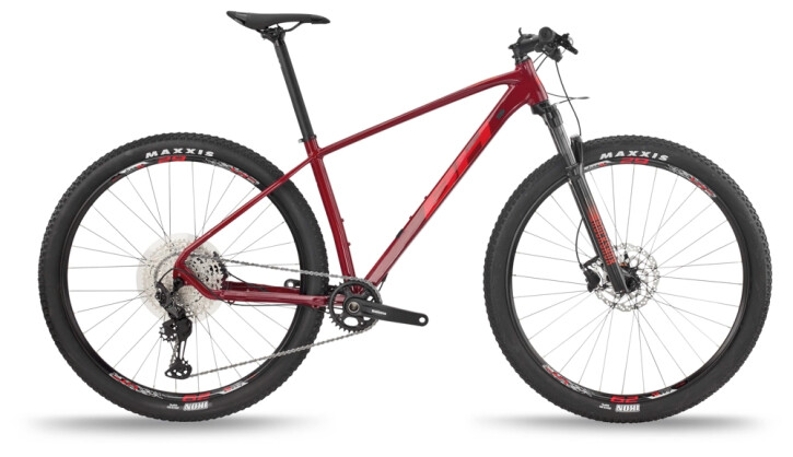 Mountainbike BH Bikes EXPERT 5.0 Maroon-Red 2021