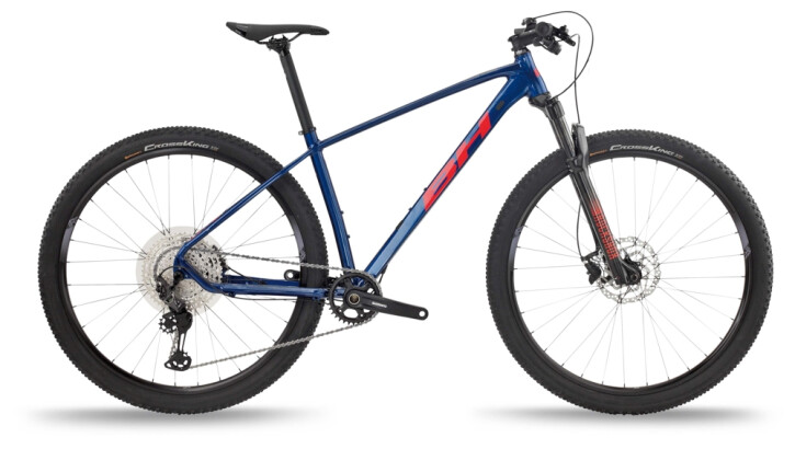 Mountainbike BH Bikes EXPERT 4.5 Mat Grey-Black 2021