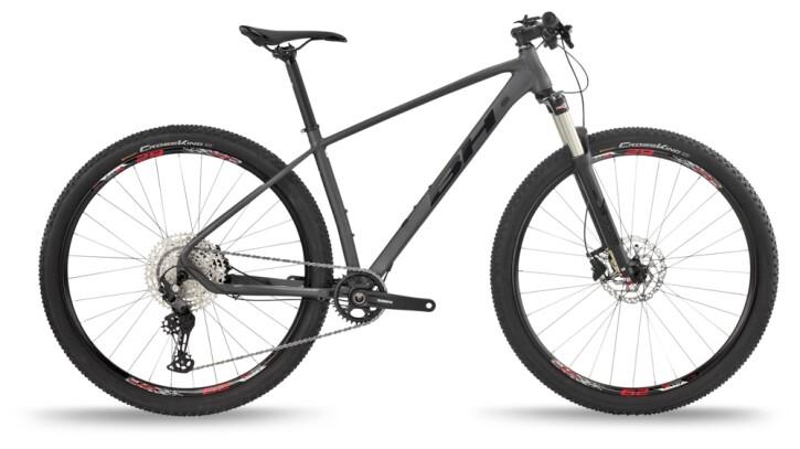 Mountainbike BH Bikes EXPERT 4.0 Mat Grey-Black 2021