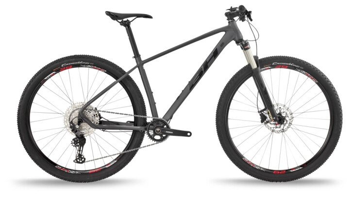 Mountainbike BH Bikes EXPERT 4.0 Maroon-Red 2021
