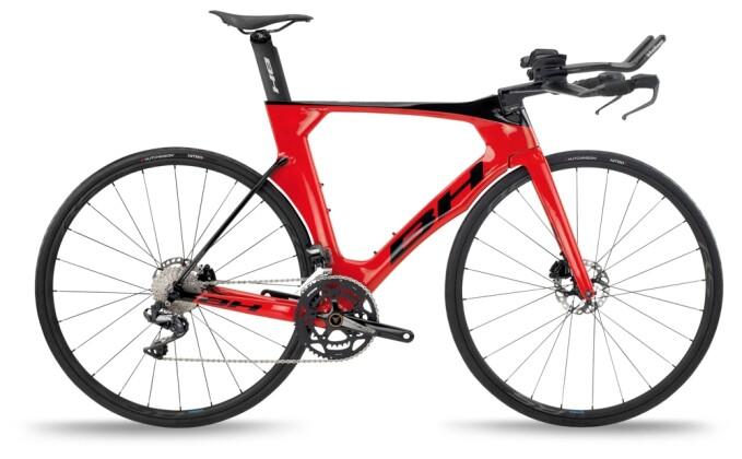 Race BH Bikes AEROLIGHT Disc 4.0 Red-Black 2021