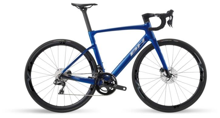 Race BH Bikes RS1 5.0 Blue-Silver-Black 2021