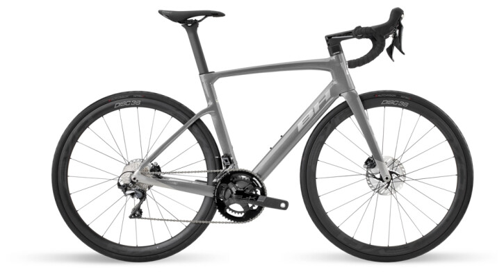 Race BH Bikes RS1 4.0 Black-Silver 2021