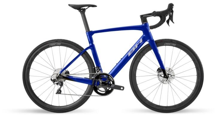 Race BH Bikes RS1 4.0 Blue-Silver-Black 2021