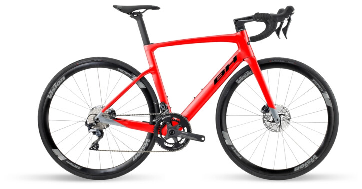 Race BH Bikes RS1 3.5 Red-Grey-Black 2021