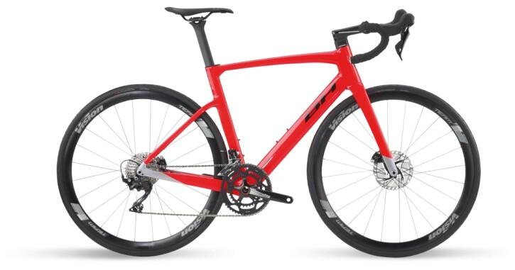 Race BH Bikes RS1 3.0 Red-Grey-Black 2021