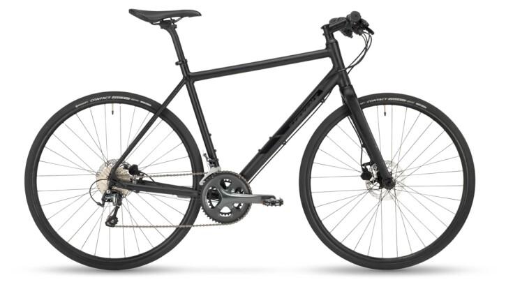 Urban-Bike Stevens Strada 600 Stealth Black 2021