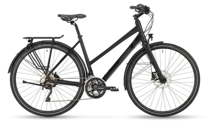 Trekkingbike Stevens Randonneur Lady Stealth Black 2021