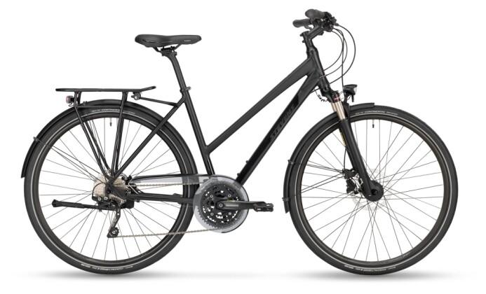 Trekkingbike Stevens Primera Lady Stealth Black 2021