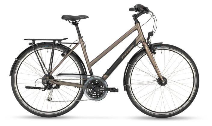 Trekkingbike Stevens Jazz Lite Lady Coffee 2021