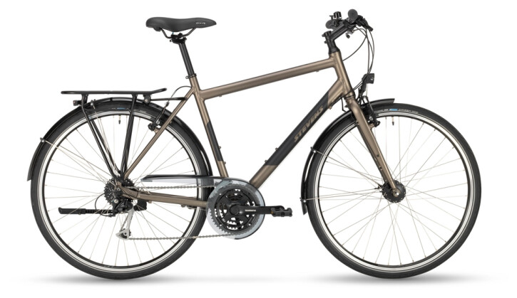 Trekkingbike Stevens Jazz Lite Gent Coffee 2021