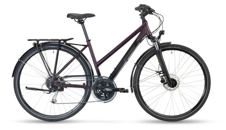 Trekkingbike Stevens Jazz Lady Mystic Purple 2021