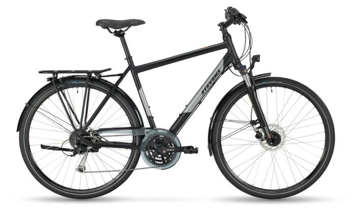 Trekkingbike Stevens Jazz Gent Velvet Black 2021