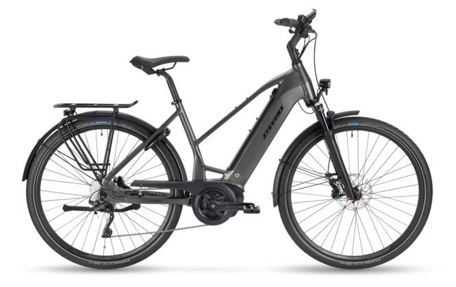 e-Trekkingbike Stevens E-Triton PT5 Lady Midnight Grey 2021