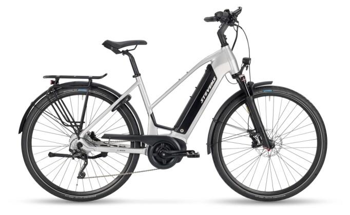 e-Trekkingbike Stevens E-Triton PT5 Lady Electric Silver 2021