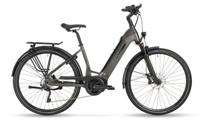 e-Trekkingbike Stevens E-Triton PT5 Forma Midnight Grey 2021