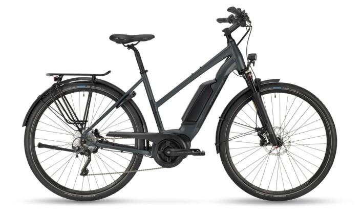 e-Trekkingbike Stevens E-Triton Lady Velvet Grey 2021