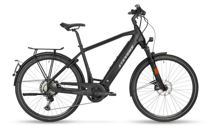 e-Trekkingbike Stevens E-Triton 45 Gent Stealth Black 2021
