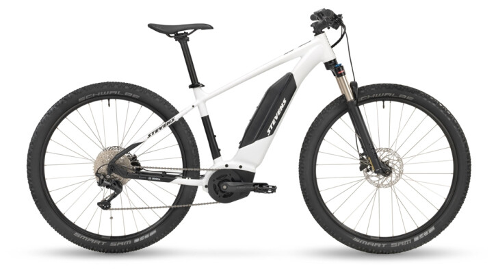 "e-Mountainbike Stevens E-Tremalzo 29"" Carrara White 2021"