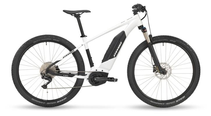 """e-Mountainbike Stevens E-Tremalzo 27.5"""" Carrara White 2021"""