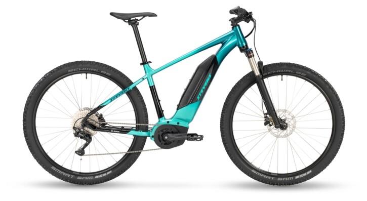 "e-Mountainbike Stevens E-Tremalzo 27.5"" Arctic Petrol 2021"
