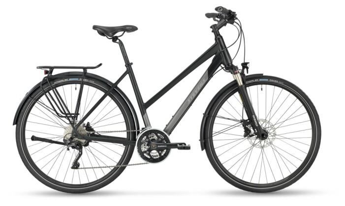 Trekkingbike Stevens Esprit Lady Velvet Black 2021