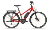 e-Trekkingbike Stevens E-Molveno Lady Deep Red