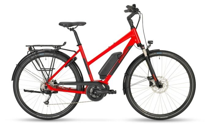 e-Trekkingbike Stevens E-Molveno Lady Deep Red 2021