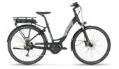 e-Trekkingbike Stevens E-Molveno Forma Velvet Black